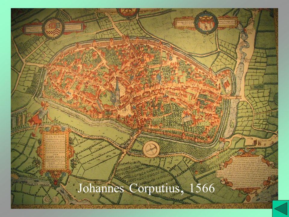 Johannes Corputius, 1566