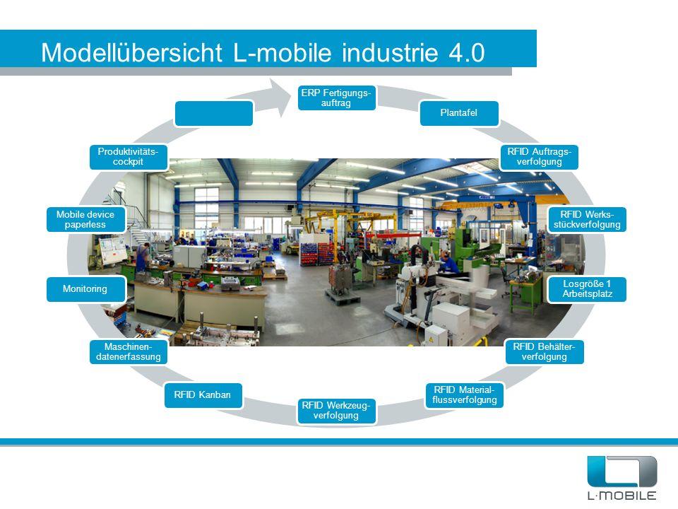 Modellübersicht L-mobile industrie 4.0