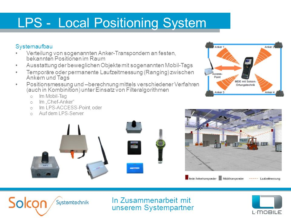 LPS - Local Positioning System