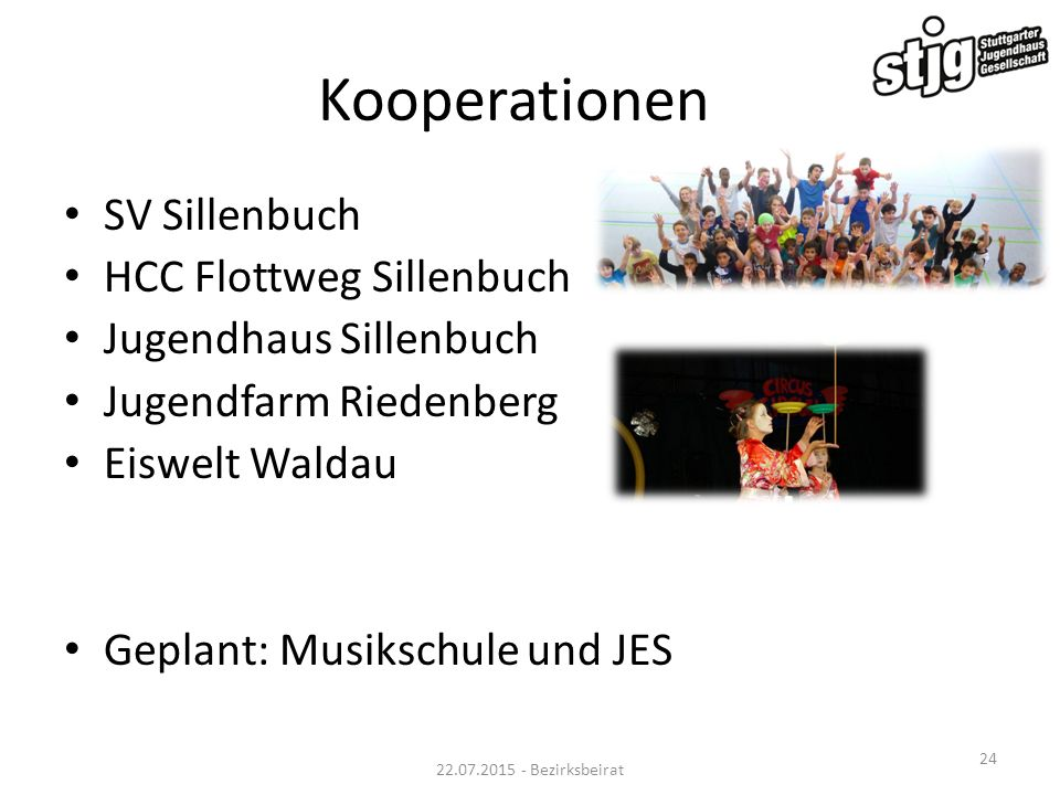 Kooperationen SV Sillenbuch HCC Flottweg Sillenbuch