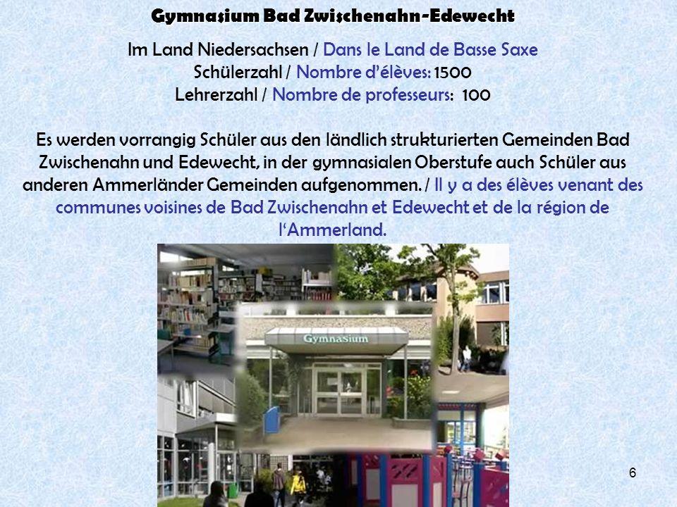 Gymnasium Bad Zwischenahn-Edewecht
