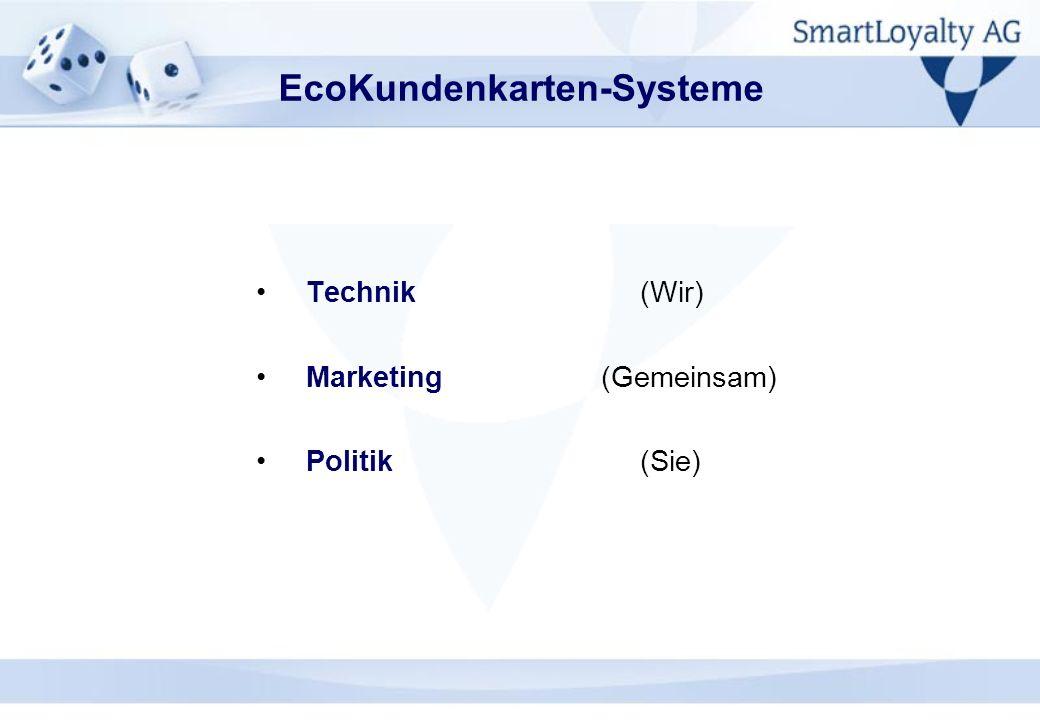 EcoKundenkarten-Systeme