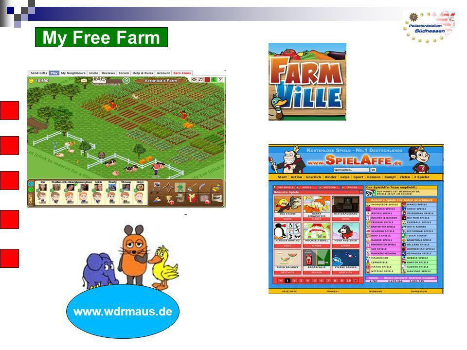 My Free Farm www.wdrmaus.de