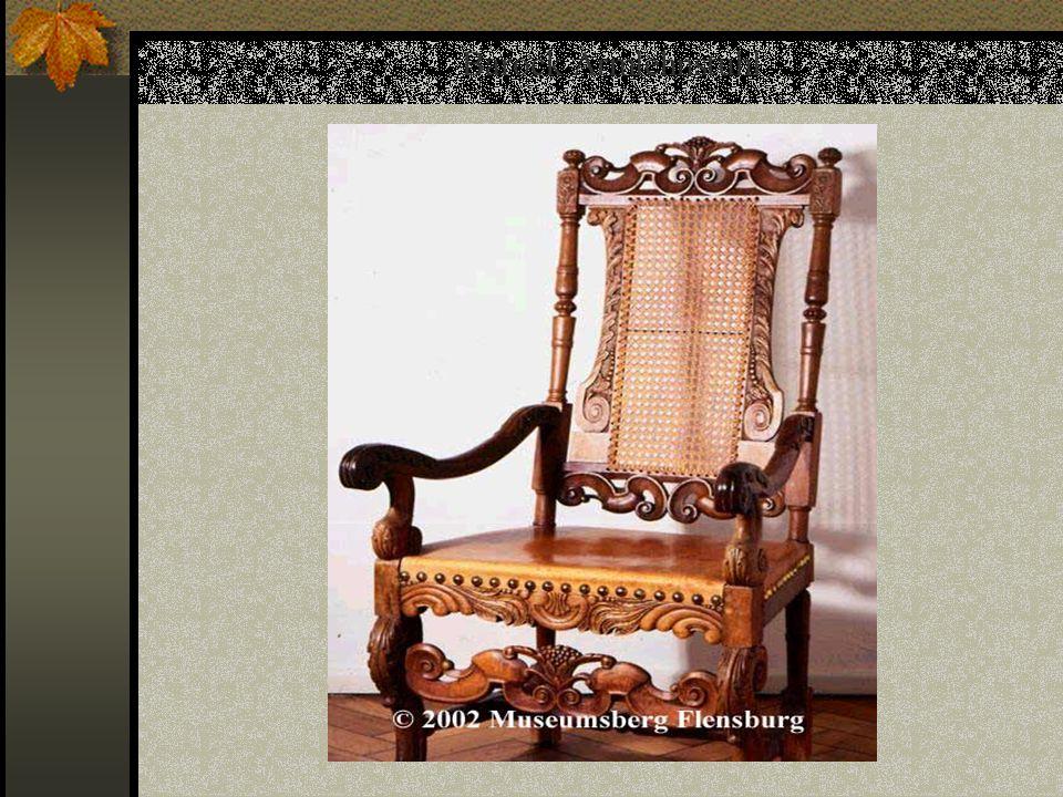 Barock Armlehnstuhl