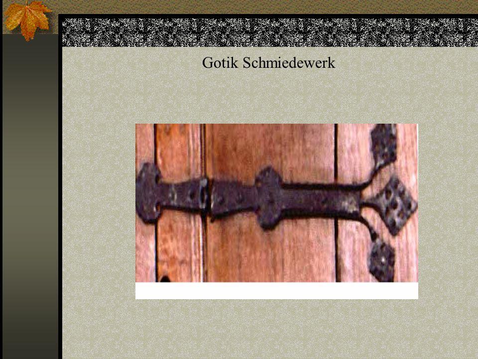 Gotik Schmiedewerk