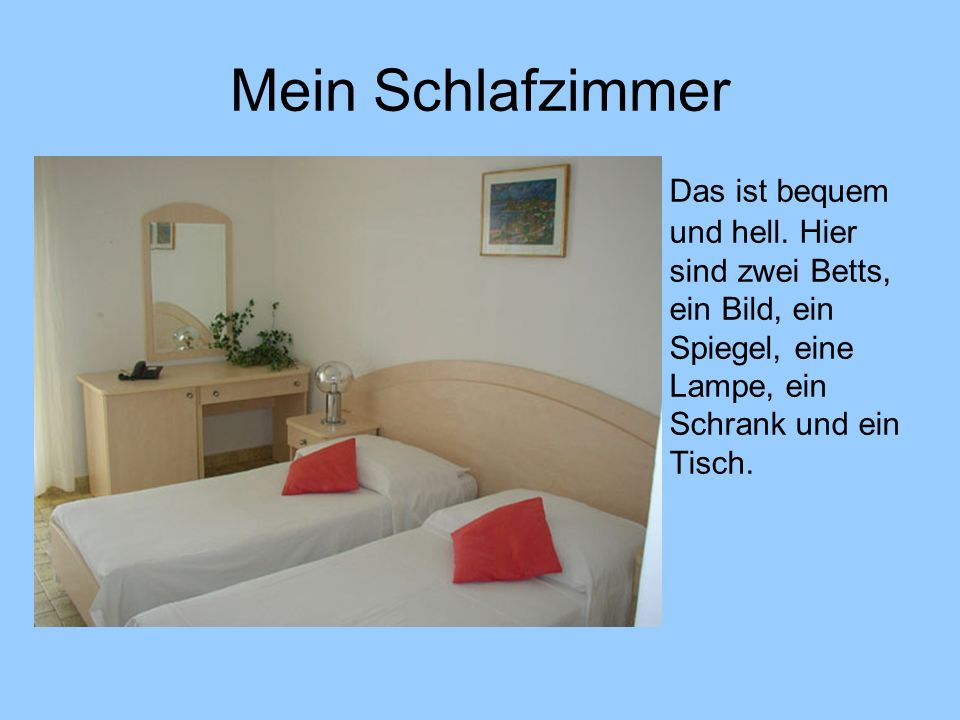 mein traumhaus das ist mein traumhaus das ist gross und bequem ppt video online herunterladen. Black Bedroom Furniture Sets. Home Design Ideas