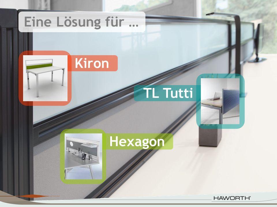 Eine Lösung für … Kiron TL Tutti Hexagon