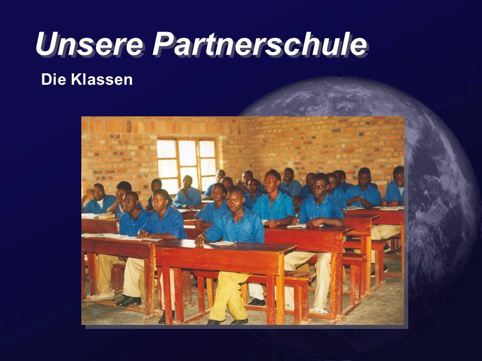 Unsere Partnerschule Die Klassen