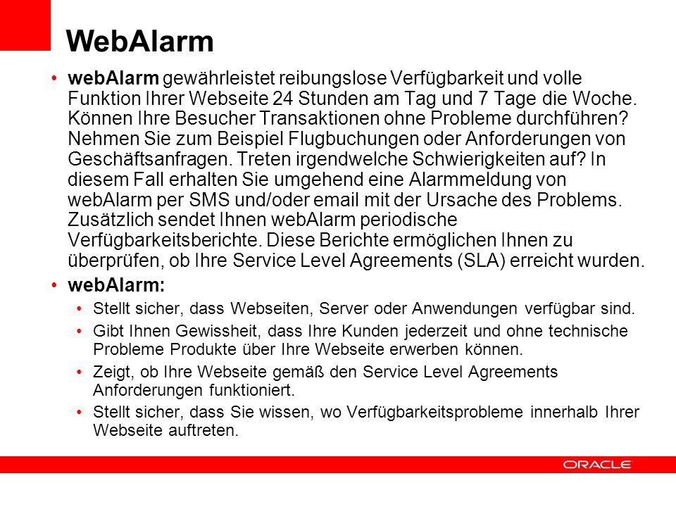 WebAlarm