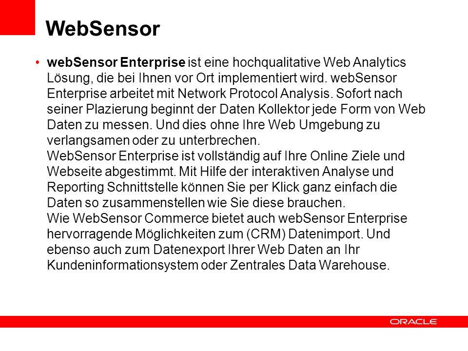 WebSensor