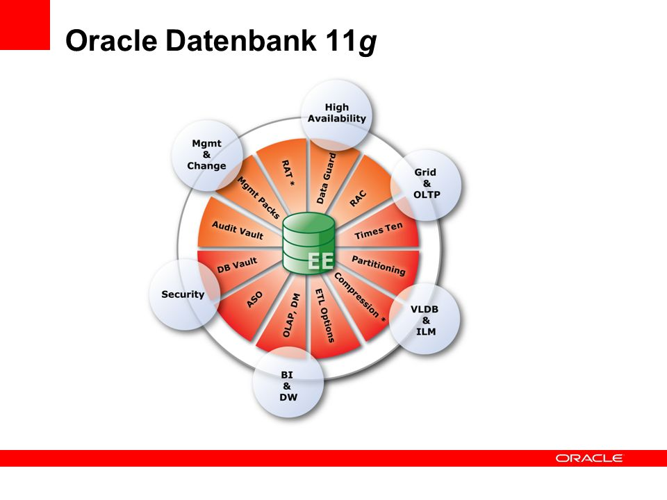 Oracle Datenbank 11g