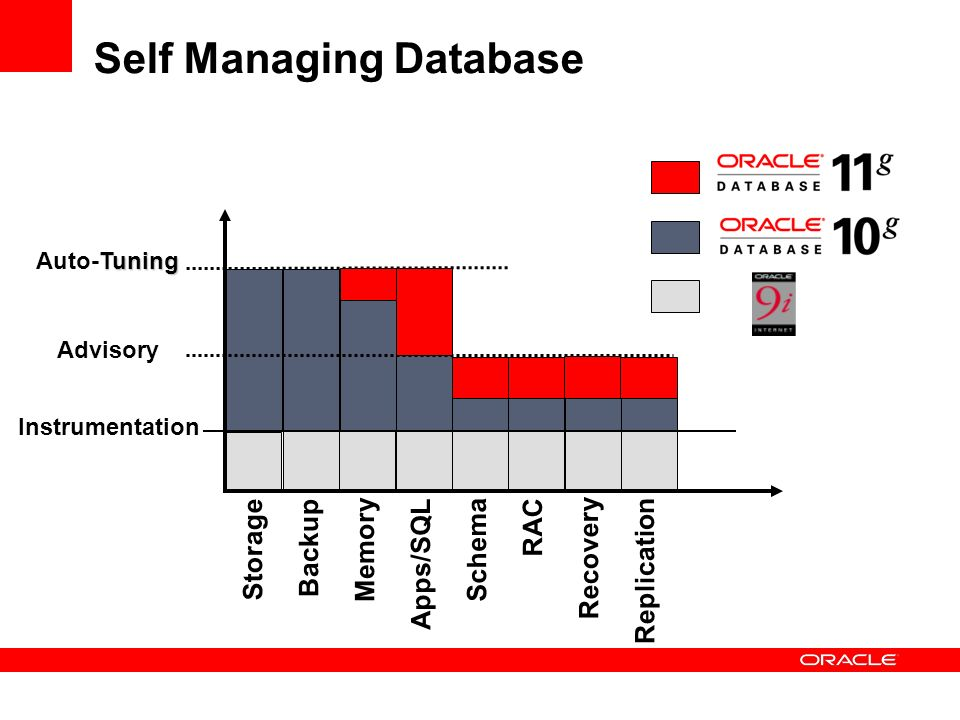 Self Managing Database