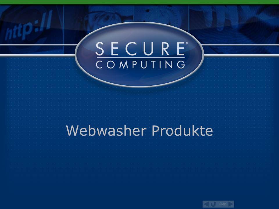 Webwasher Produkte