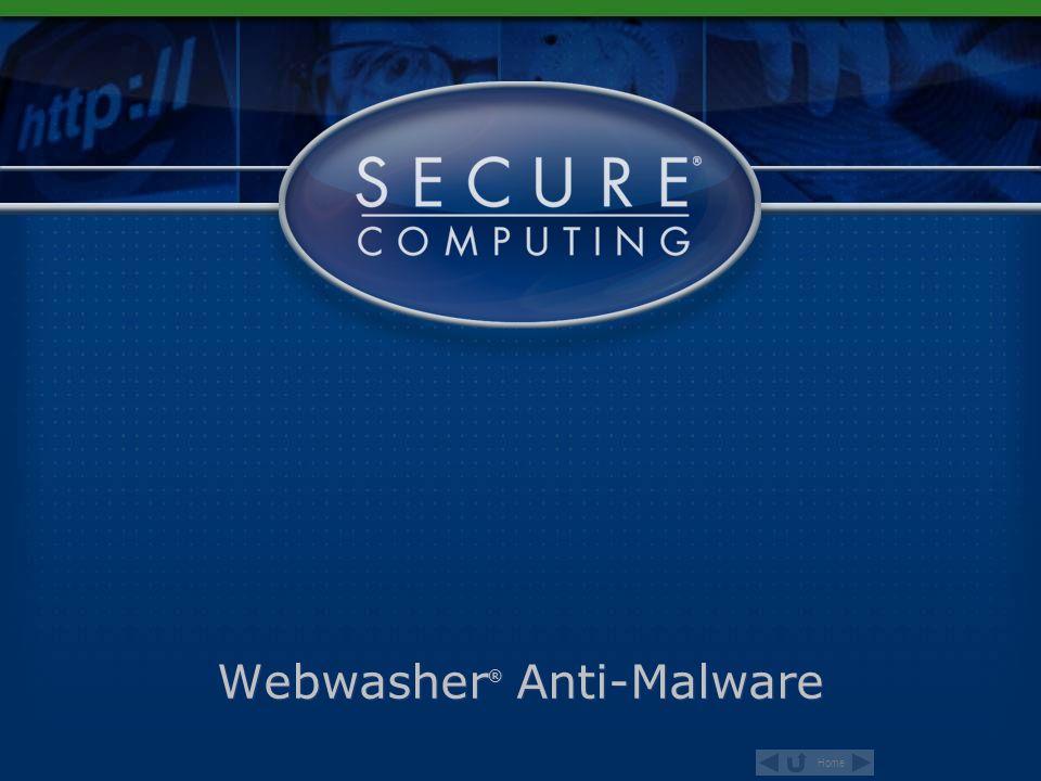 Webwasher® Anti-Malware