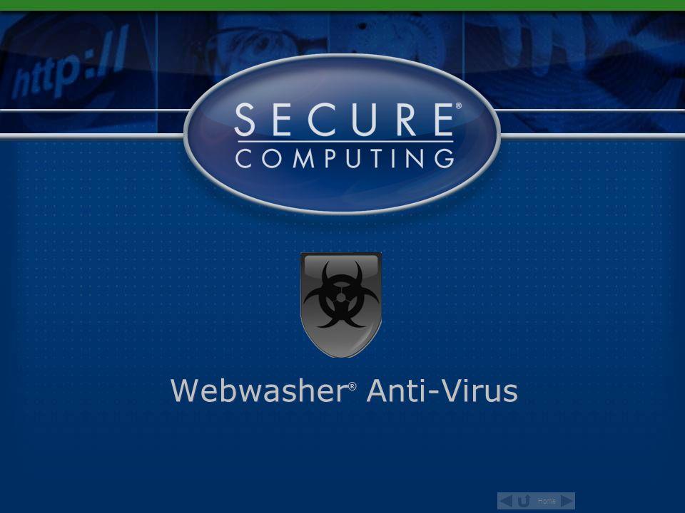 Webwasher® Anti-Virus