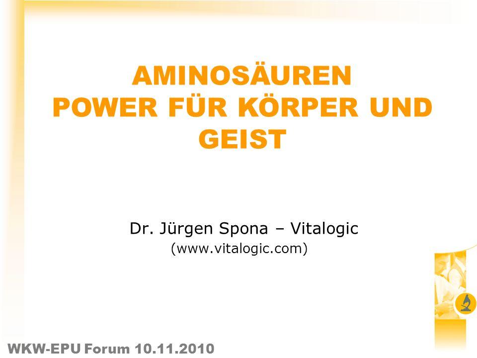 Dr. Jürgen Spona – Vitalogic (www.vitalogic.com)