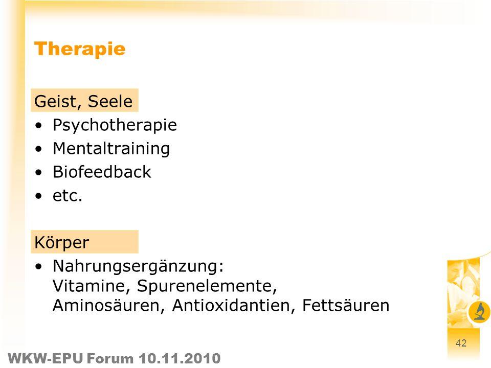 Therapie Geist, Seele Psychotherapie Mentaltraining Biofeedback etc.