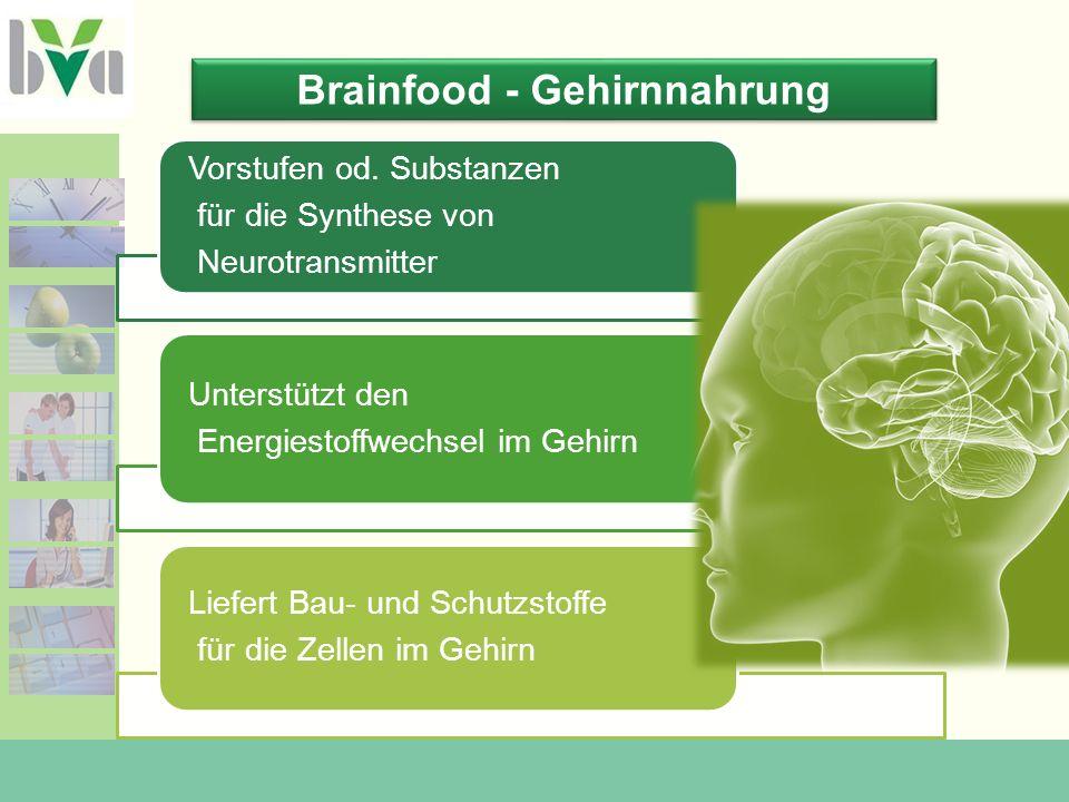 Brainfood - Gehirnnahrung