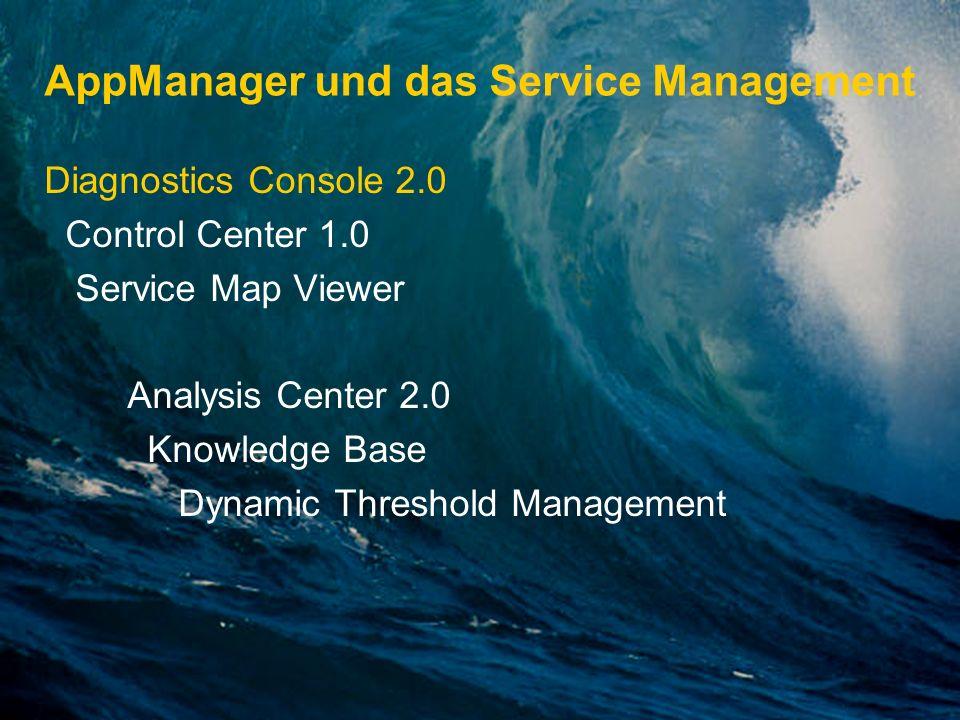 AppManager und das Service Management