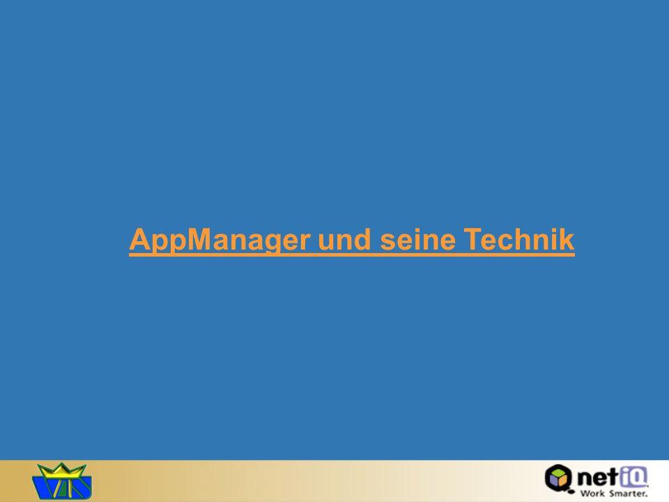 AppManager und seine Technik