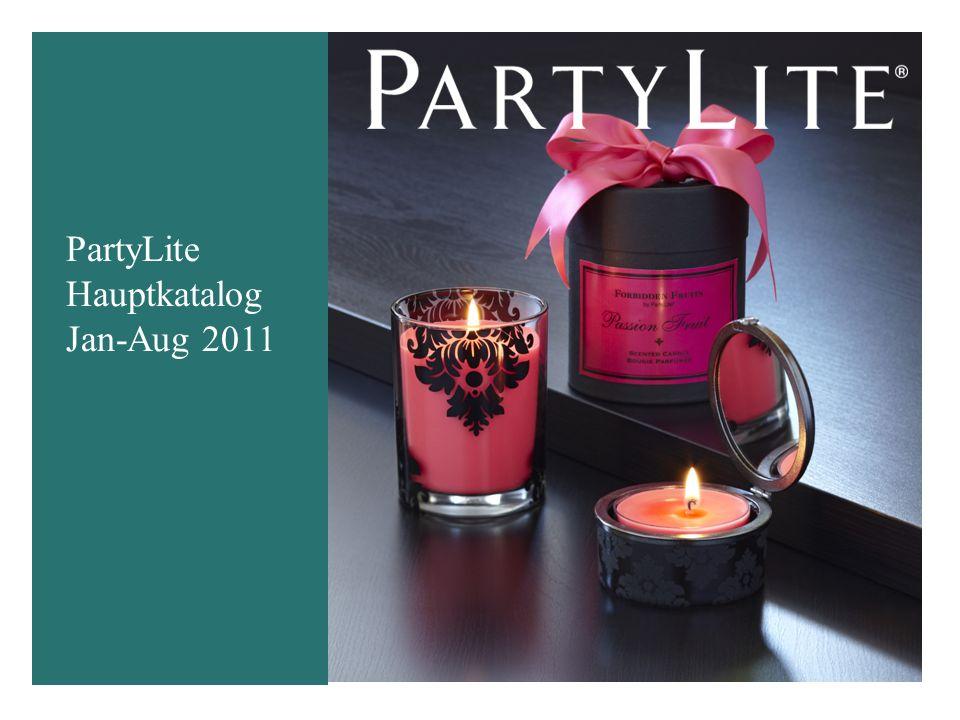 PartyLite Hauptkatalog Jan-Aug 2011