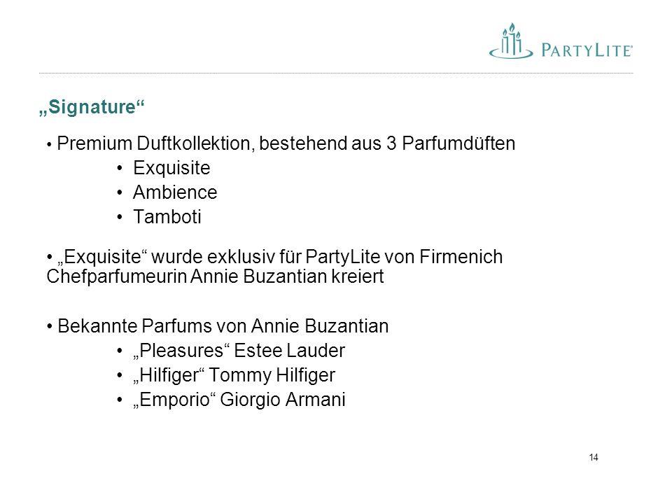 """Bekannte Parfums von Annie Buzantian """"Pleasures Estee Lauder"""
