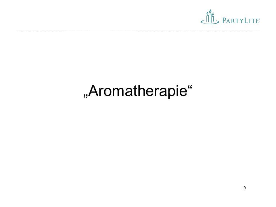 """""""Aromatherapie"""
