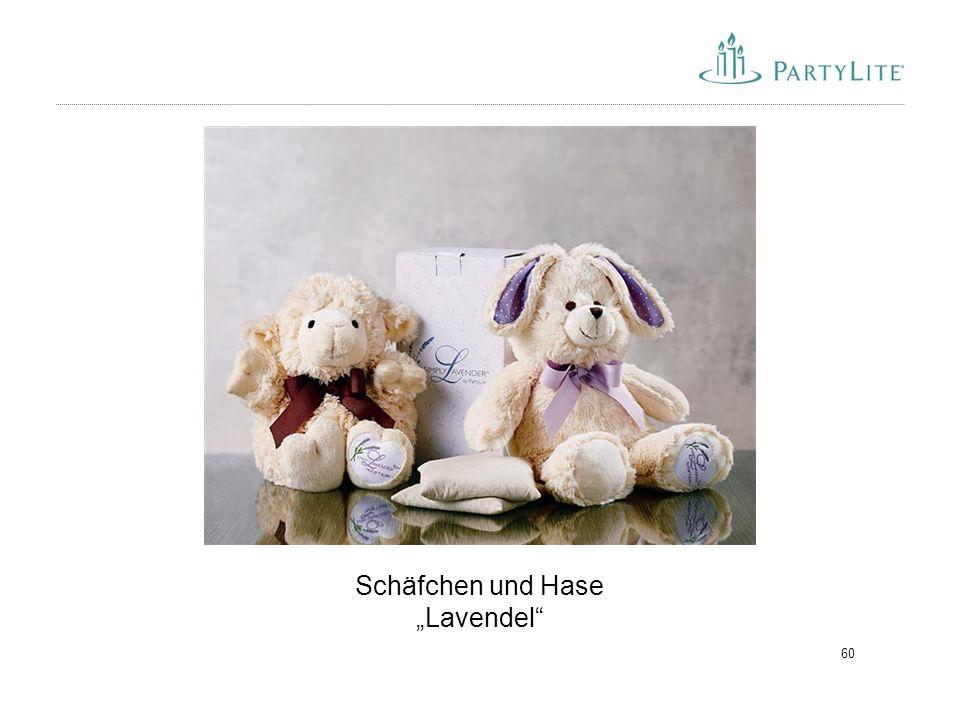 """Schäfchen und Hase """"Lavendel"""