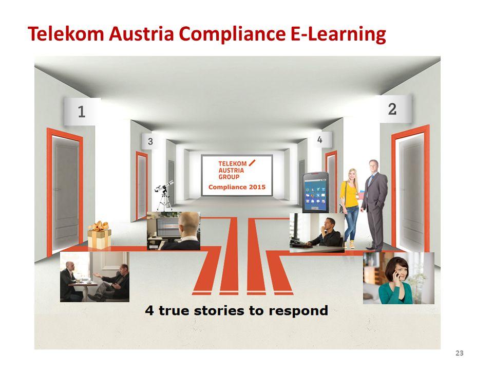 Telekom Austria Compliance E-Learning