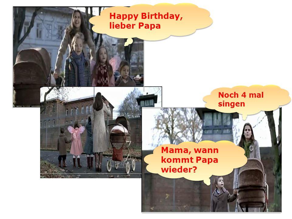 Happy Birthday, lieber Papa