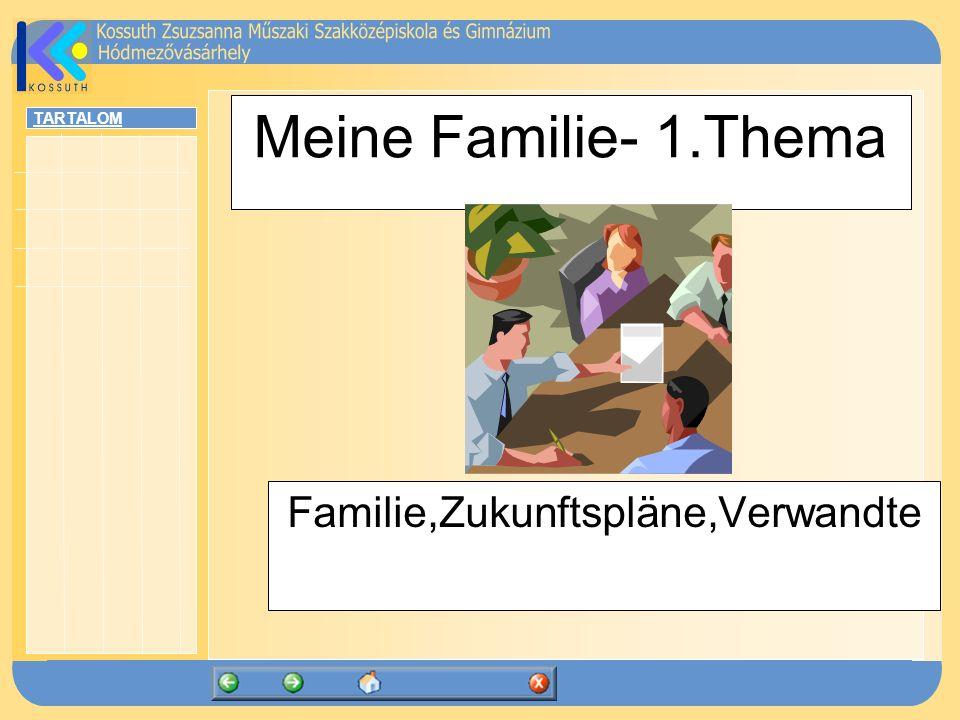 Familie,Zukunftspläne,Verwandte