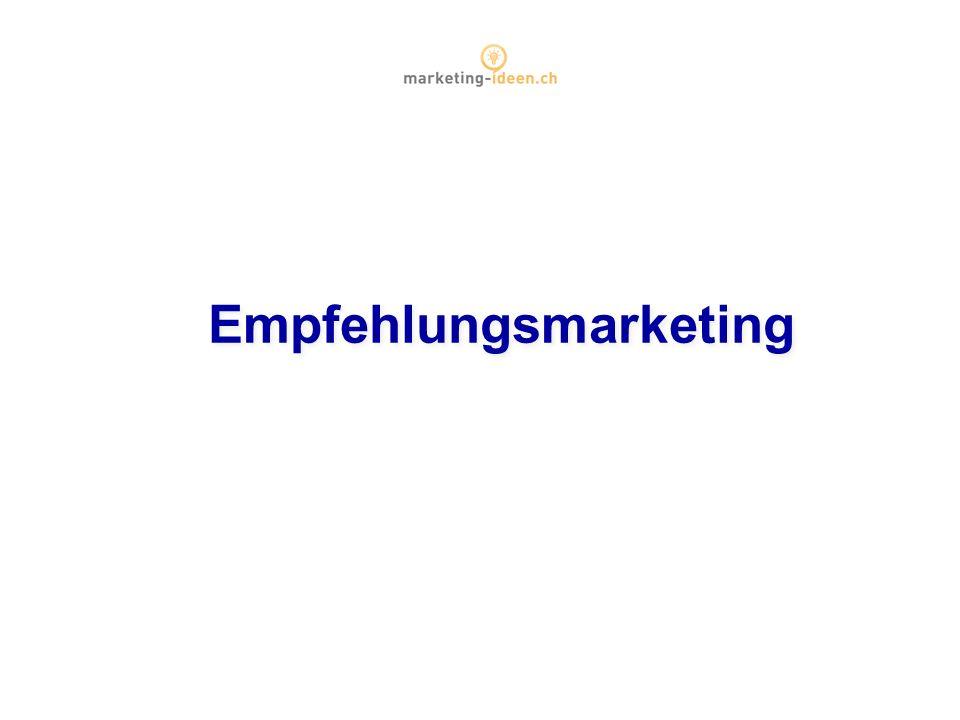 Empfehlungsmarketing