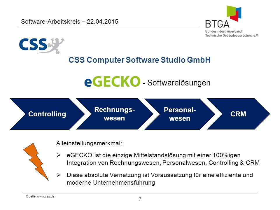 CSS Computer Software Studio GmbH