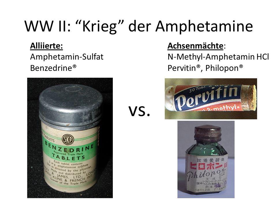 WW II: Krieg der Amphetamine