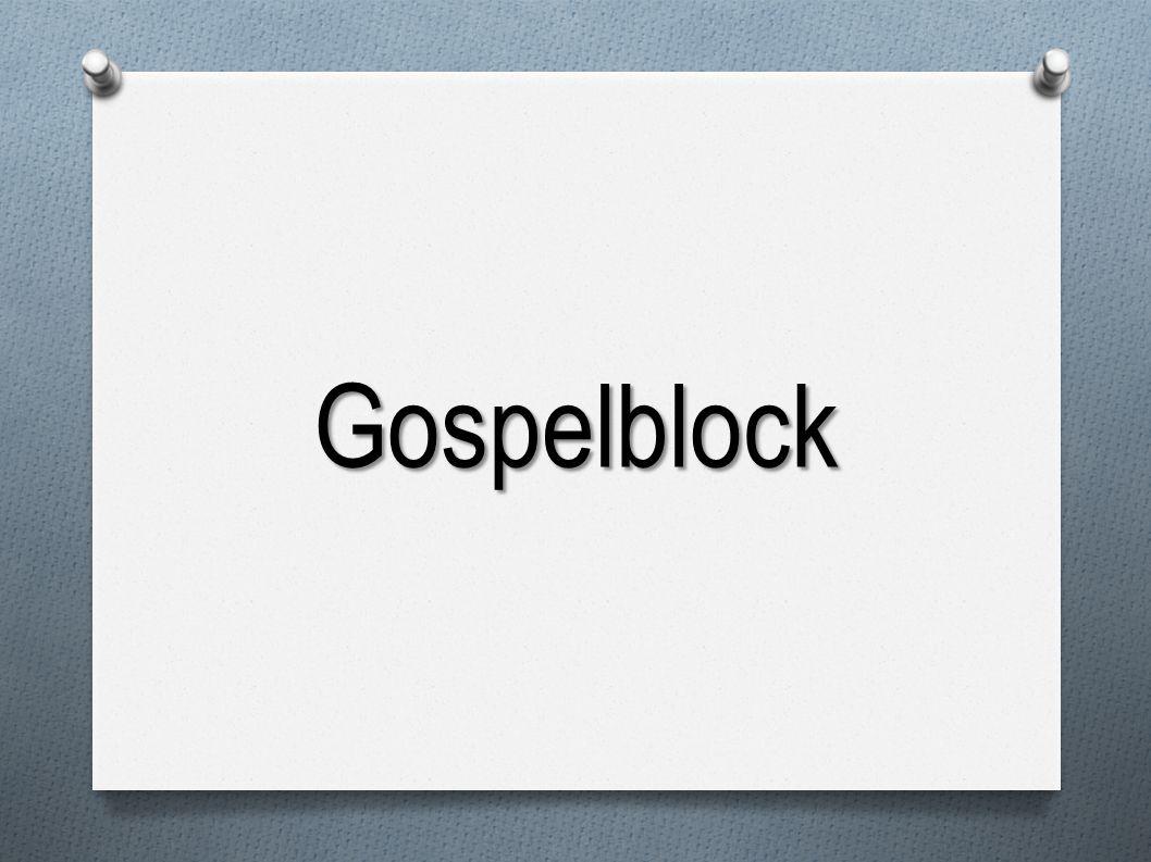 Gospelblock