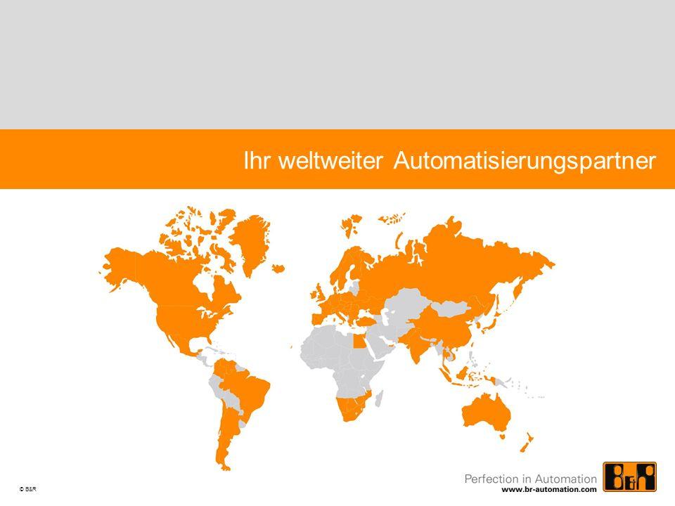 Ihr weltweiter Automatisierungspartner