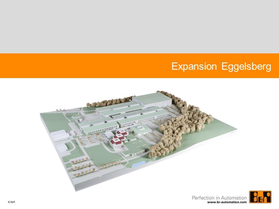 Expansion Eggelsberg © B&R Powerpoint_Vorlage_V61D