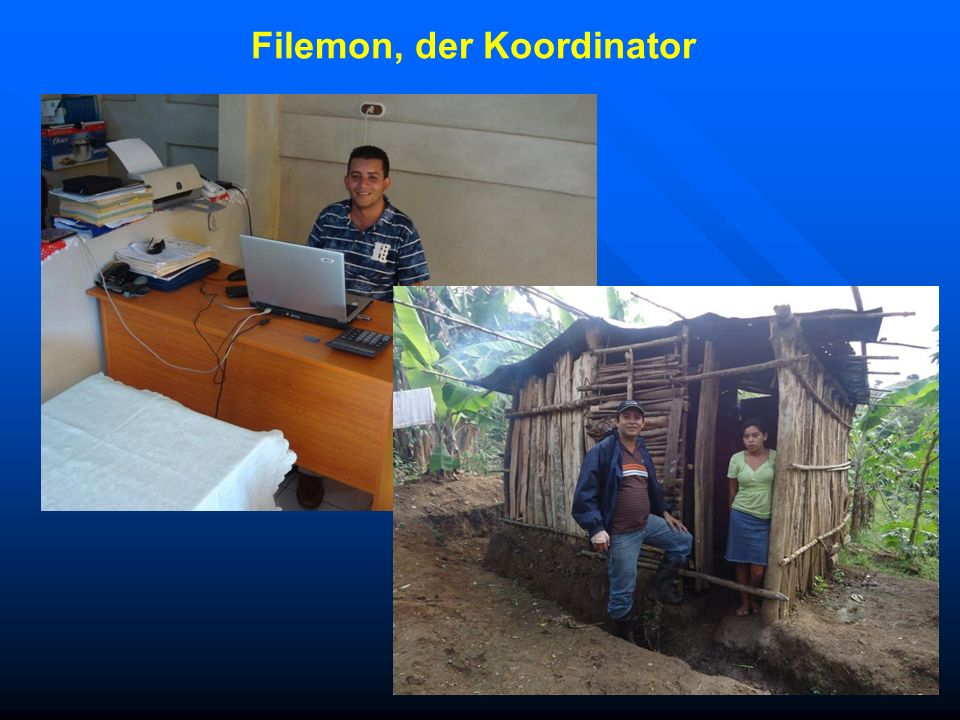 Filemon, der Koordinator