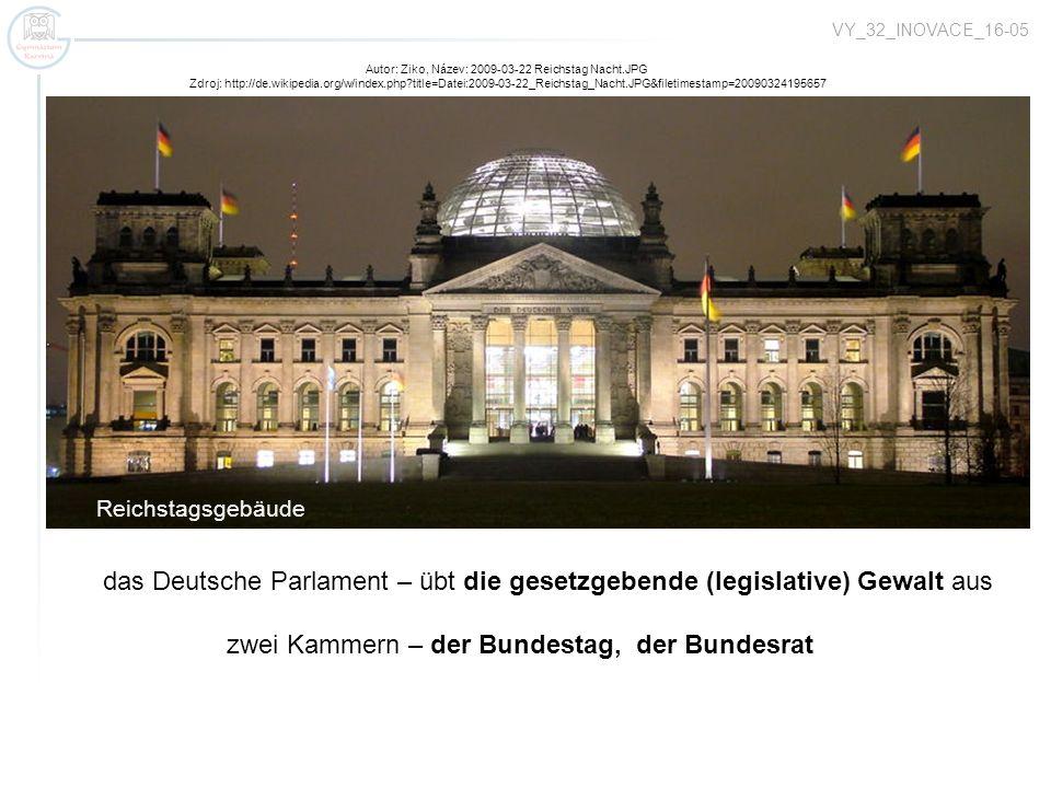 Autor: Ziko, Název: 2009-03-22 Reichstag Nacht.JPG