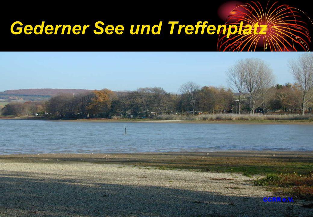 Gederner See und Treffenplatz