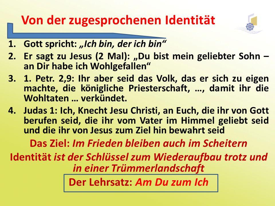 Von der zugesprochenen Identität