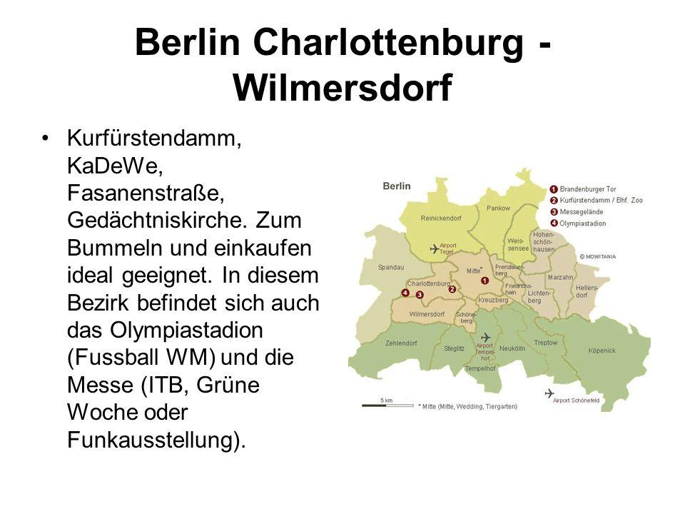 Berlin Charlottenburg - Wilmersdorf