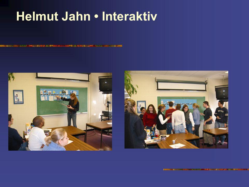 Helmut Jahn • Interaktiv
