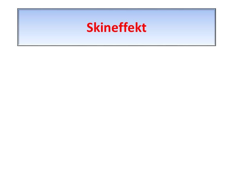 Skineffekt
