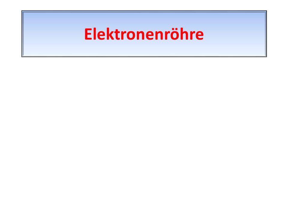 Elektronenröhre