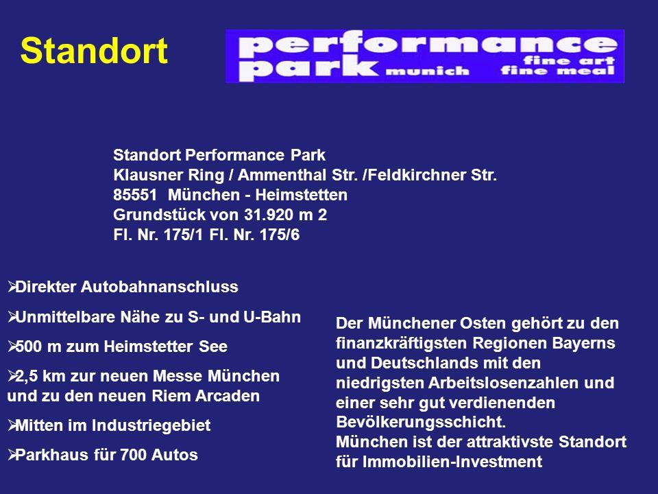 Standort Standort Performance Park