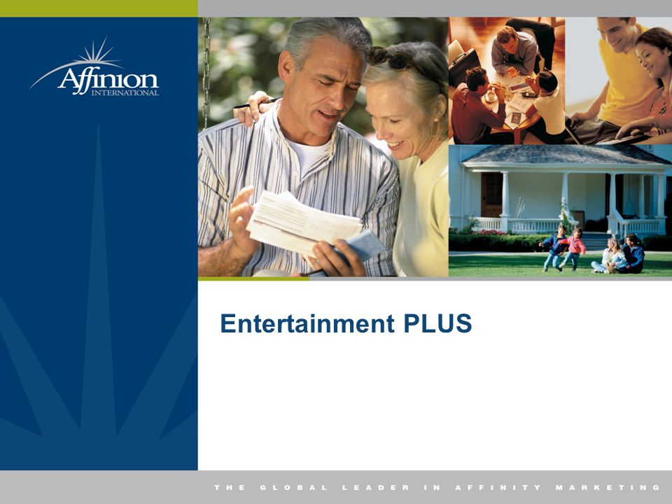 Entertainment PLUS 1
