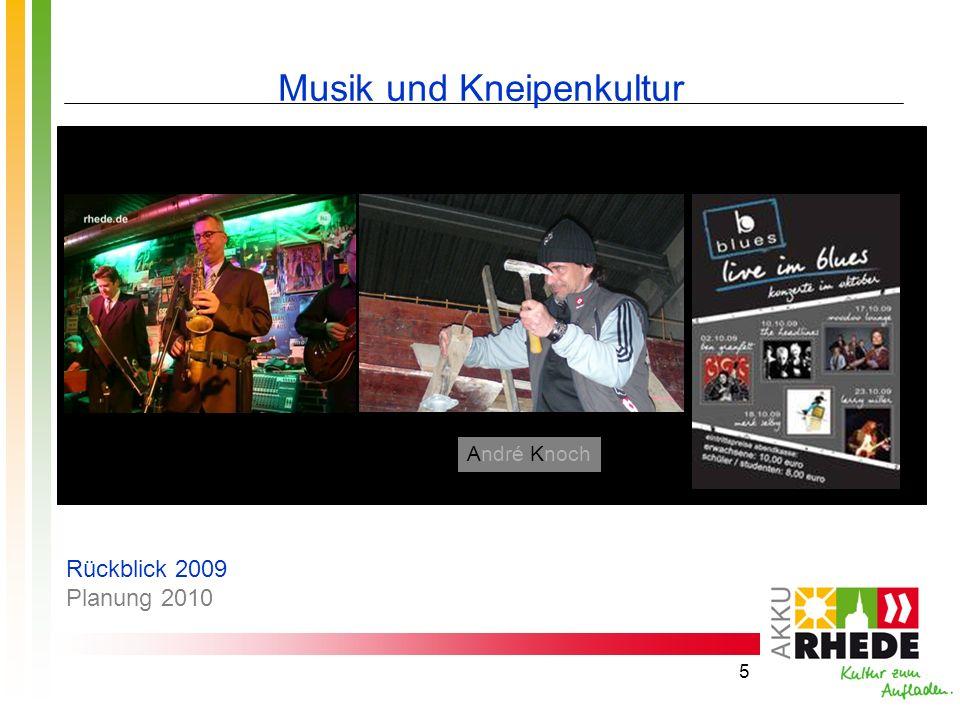 Musik und Kneipenkultur