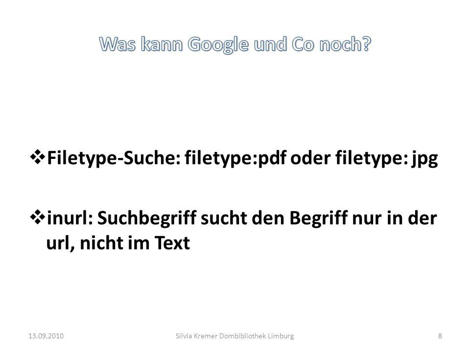 Was kann Google und Co noch