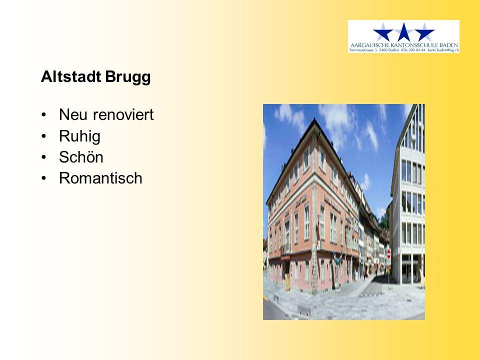 Altstadt Brugg Neu renoviert Ruhig Schön Romantisch